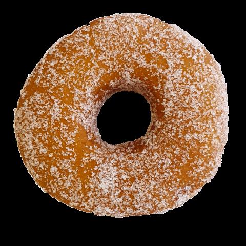 501. Sugar Ring |Ντόνατ με ζάχαρη