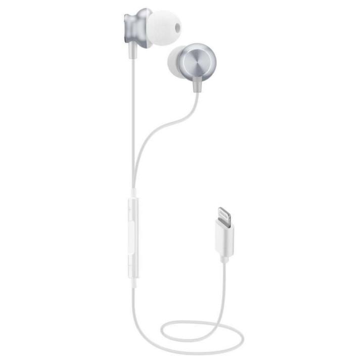Cellularline Junco - MFI In-ear stereo earphones White