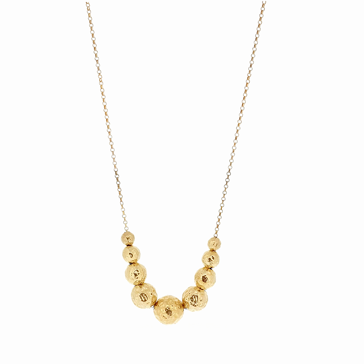 Silver Goldplated Necklace