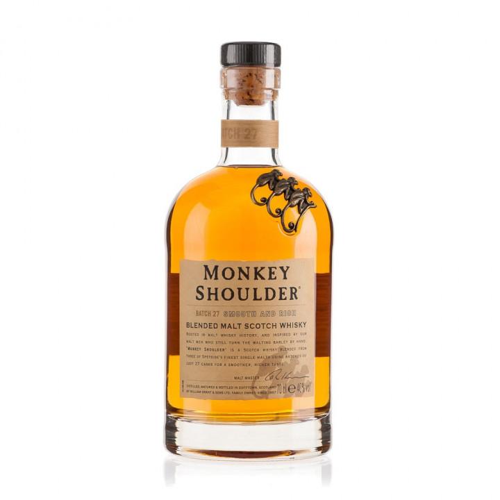 MONKEY SHOULDER BLENDED MALT WHISKY 70cl