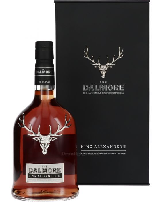 DALMORE KING ALEXANDER WHISKY 70cl