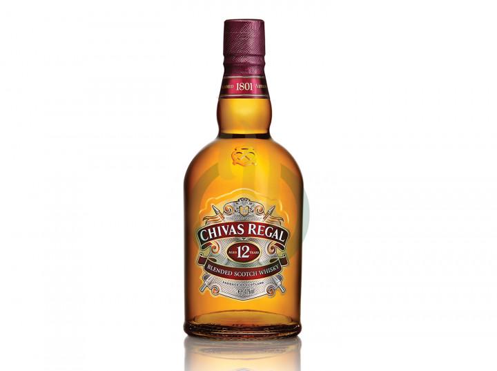 CHIVAS REGAL 12 Y.O. WHISKY 20cl