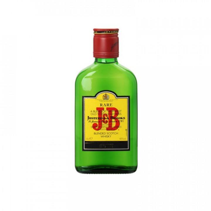 J&B WHISKY 20cl