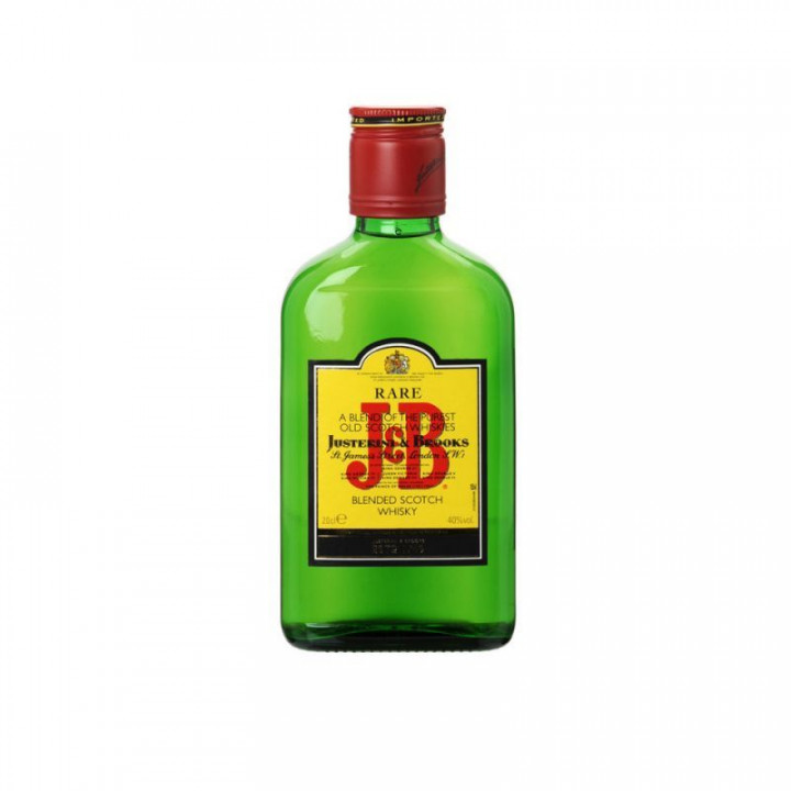 J&B WHISKY 35cl