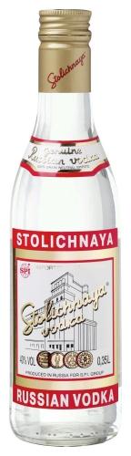 STOLICHNAYA VODKA 35cl