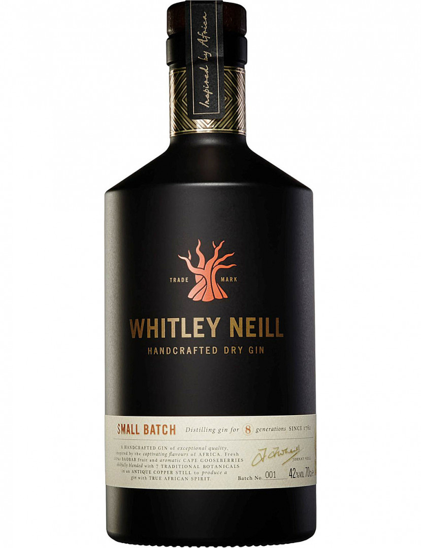 WHITLEY NEIL DRY GIN 1L
