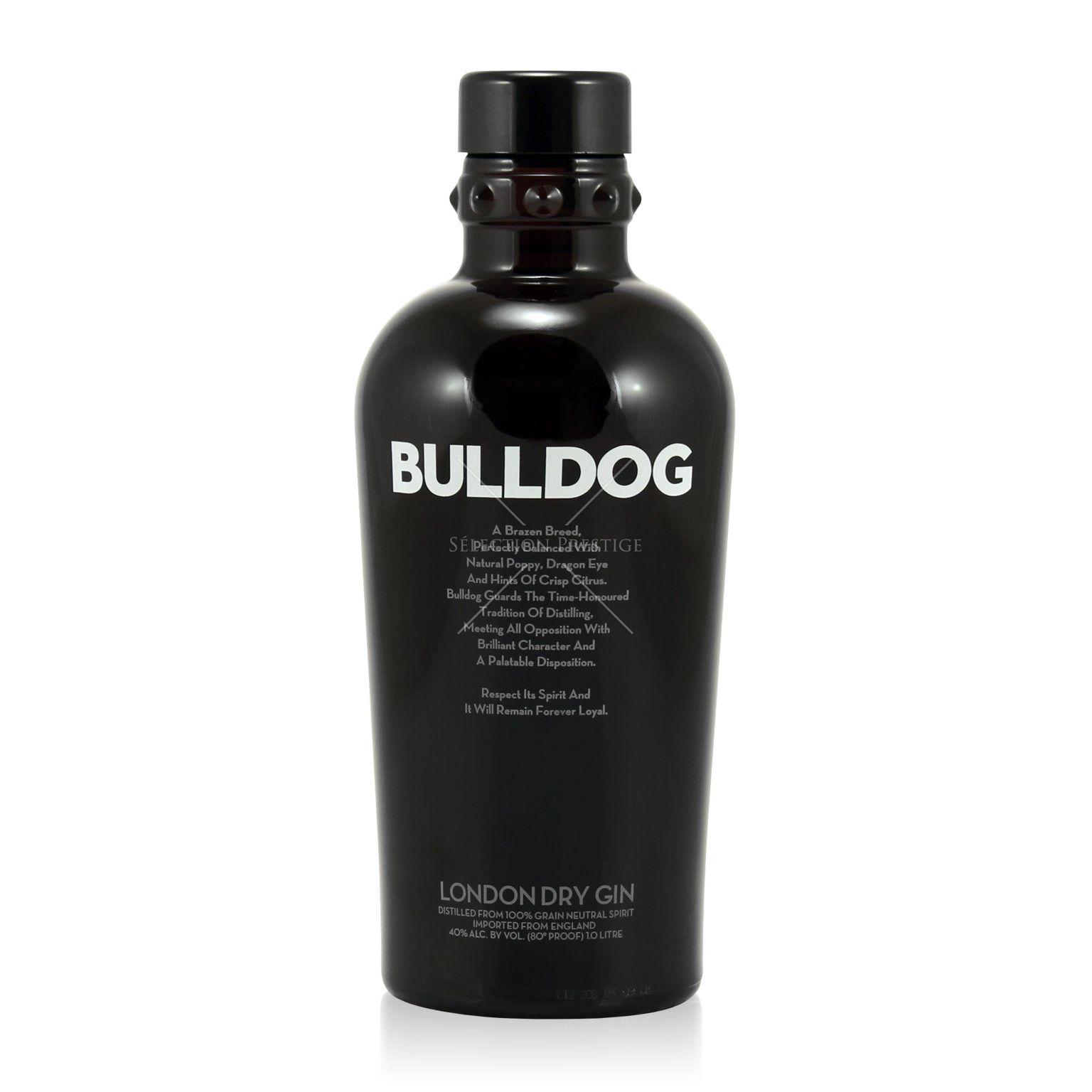 BULLDOG LONDON DRY GIN 100cl