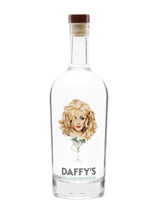 DAFFYRS DRY GIN 70cl