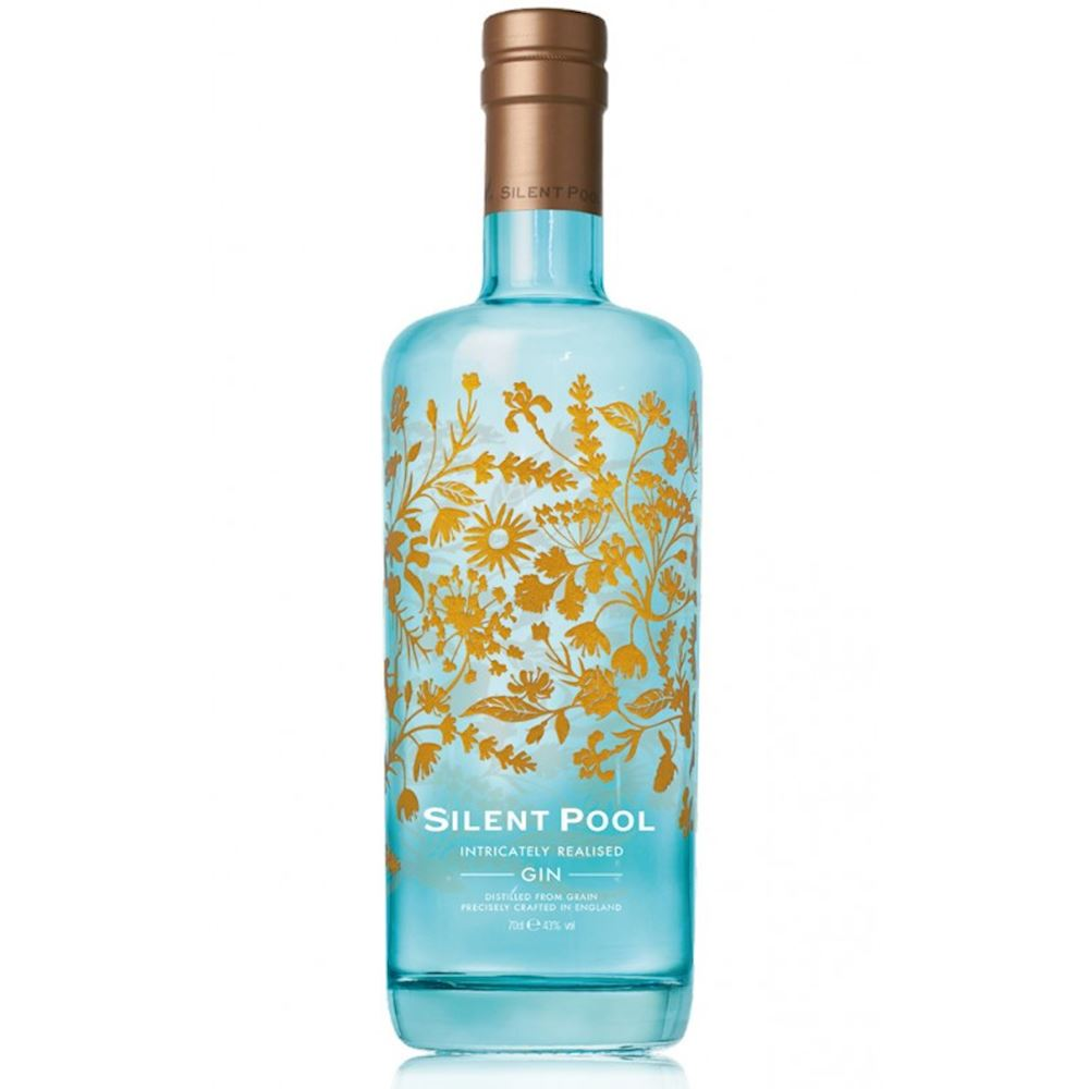 SILENT POOL GIN 100cl