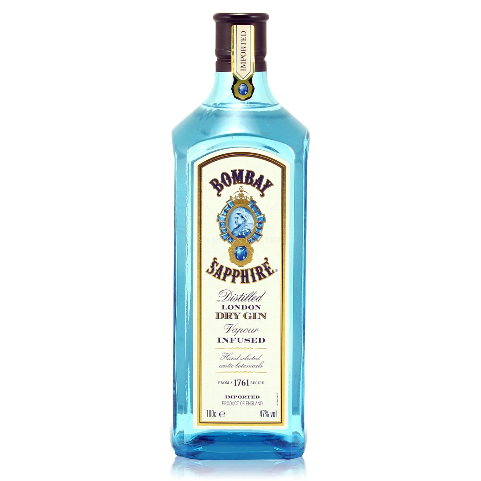 BOMBAY DRY GIN 100cl
