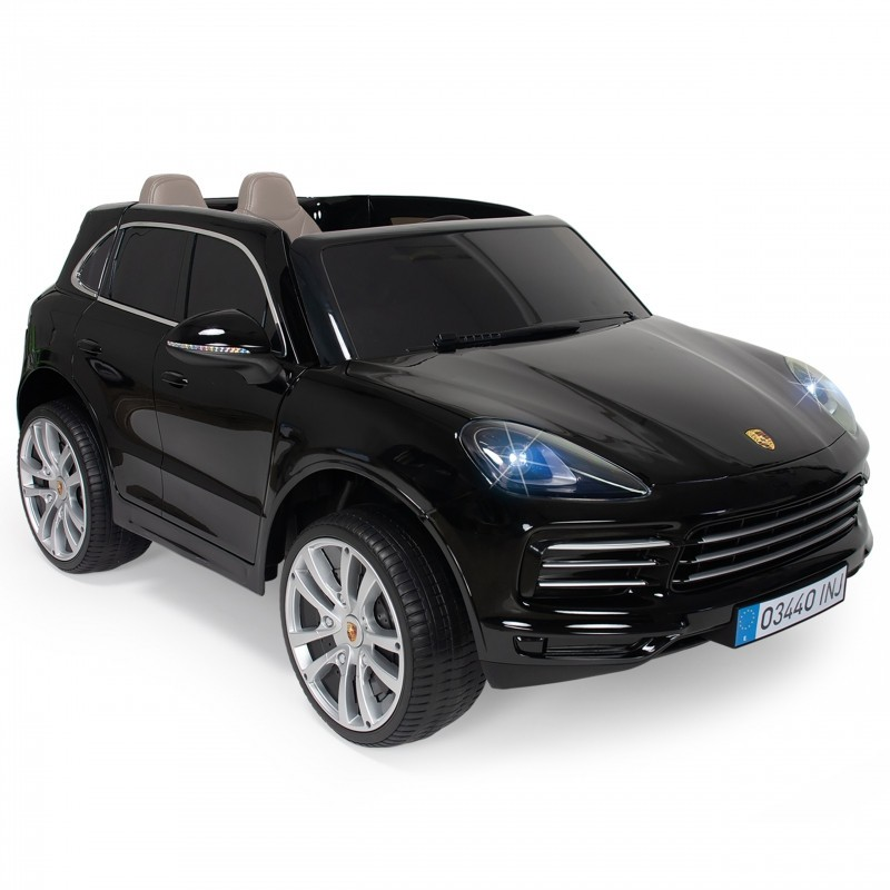 BATTERY CAR INJUSA PORSCHE BLACK