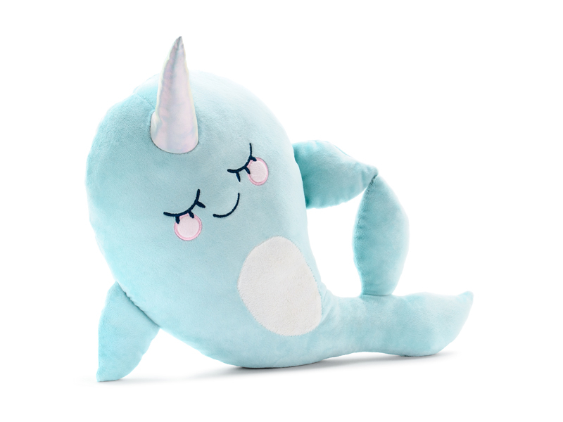 Pillow Narwhal