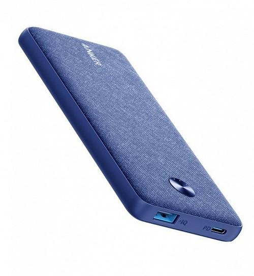 Anker PowerCore Sense Powerbank 10000 PD Blue Fabric