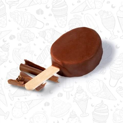 Ξυλάκι Βανίλια με Επικάλυψη Σοκολάτα Γάλακτος - 1kg