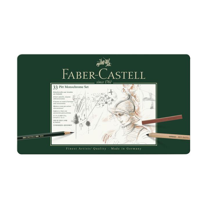 Faber Castel pitt monochrome 33