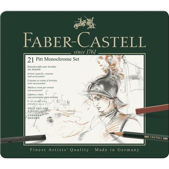 Faber Castel pitt monochrome 21