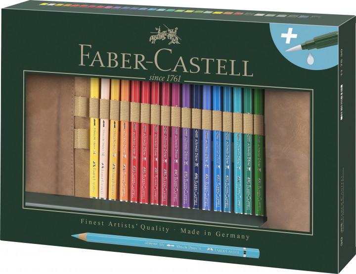 Faber Castel watercolour pencils 30