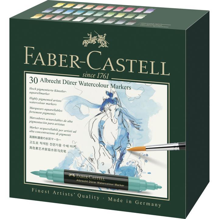 Faber Castel watercolour markers 30