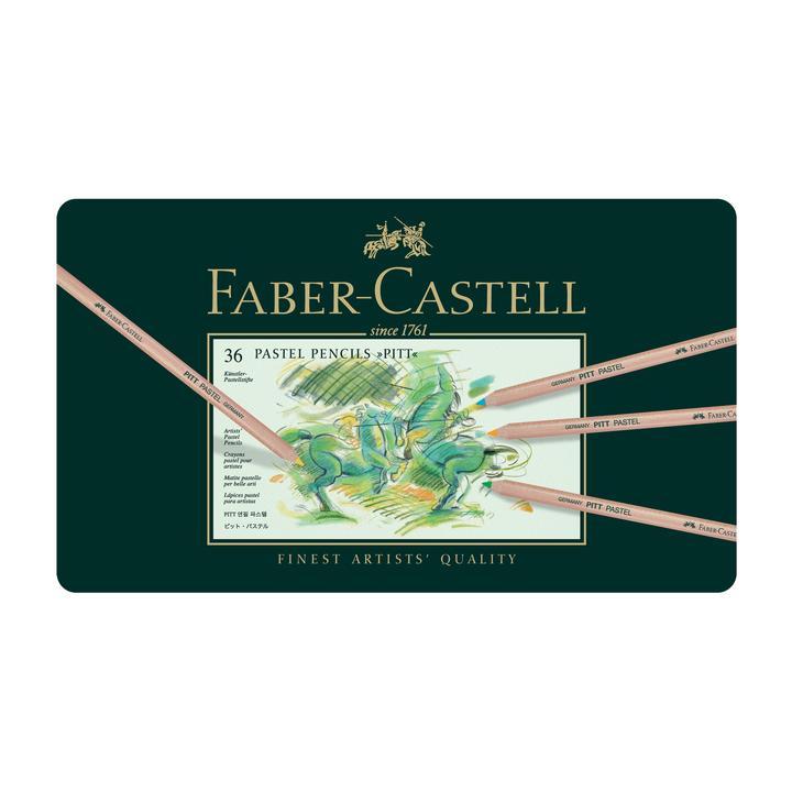 Faber Castel pastel pencils 36