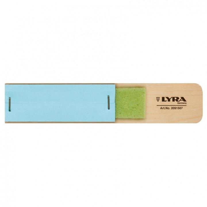 LYRA sandpaper block