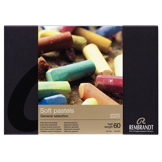 REMBRANDT soft pastel 60 half