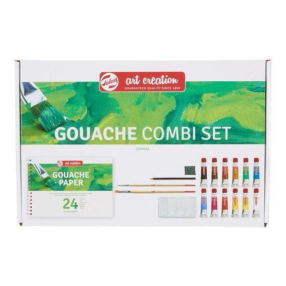 ART CREATION gouache combi set
