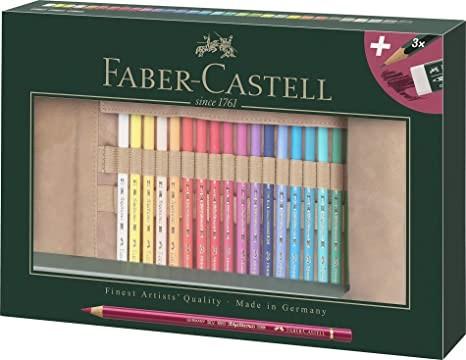 Faber Castel polychromos set 30