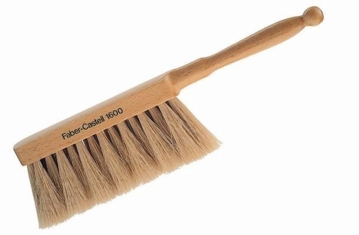 Faber Castel dusting brush