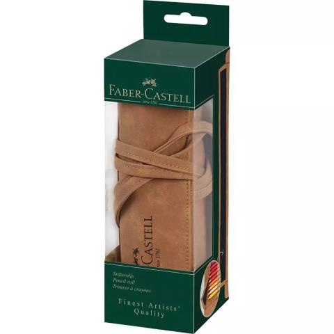 Faber Castel pencil roll empty