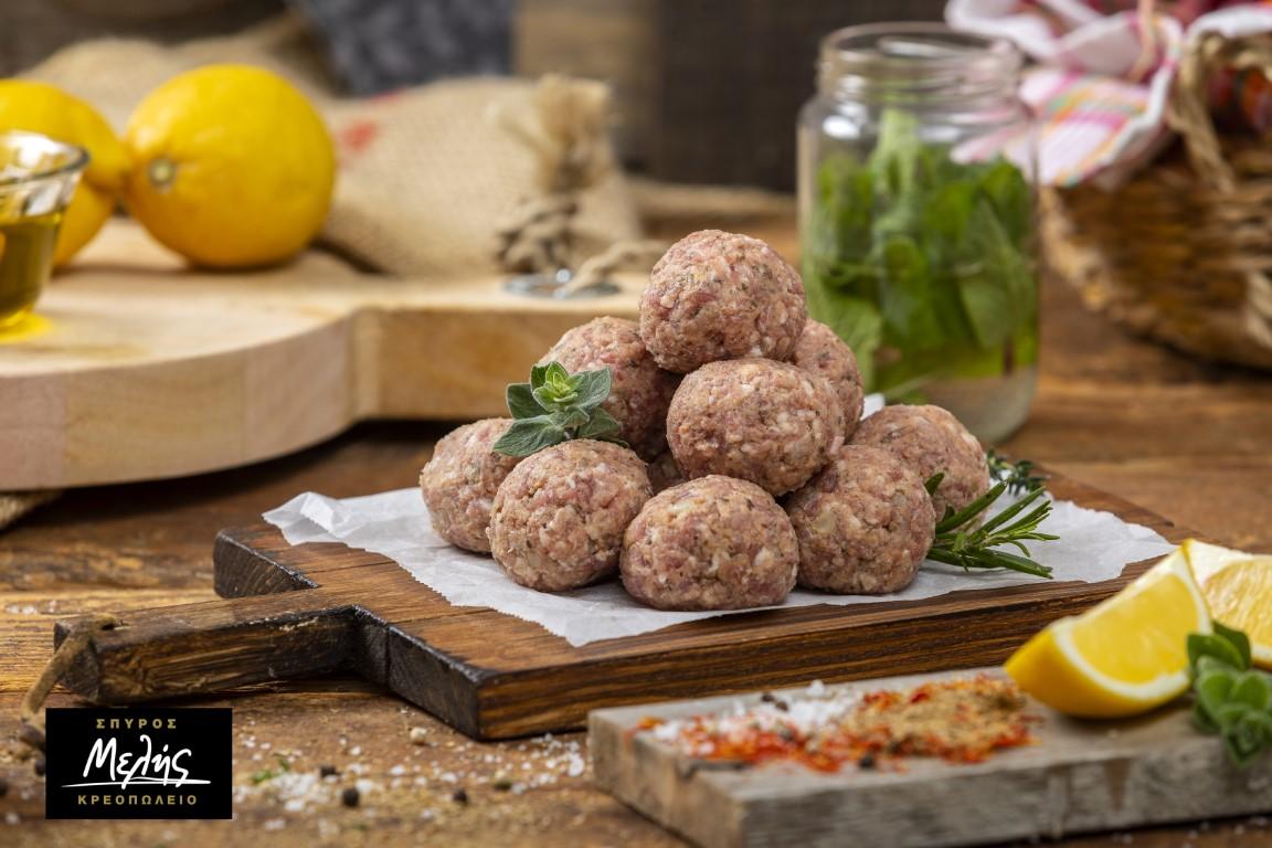 Χοιρινές Μπουκιές (ITALIAN MEAT BALLS)
