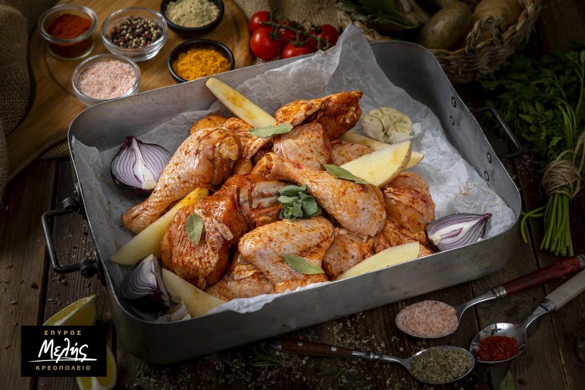 Κοτόπουλο Ψησταριάς - 1Kg