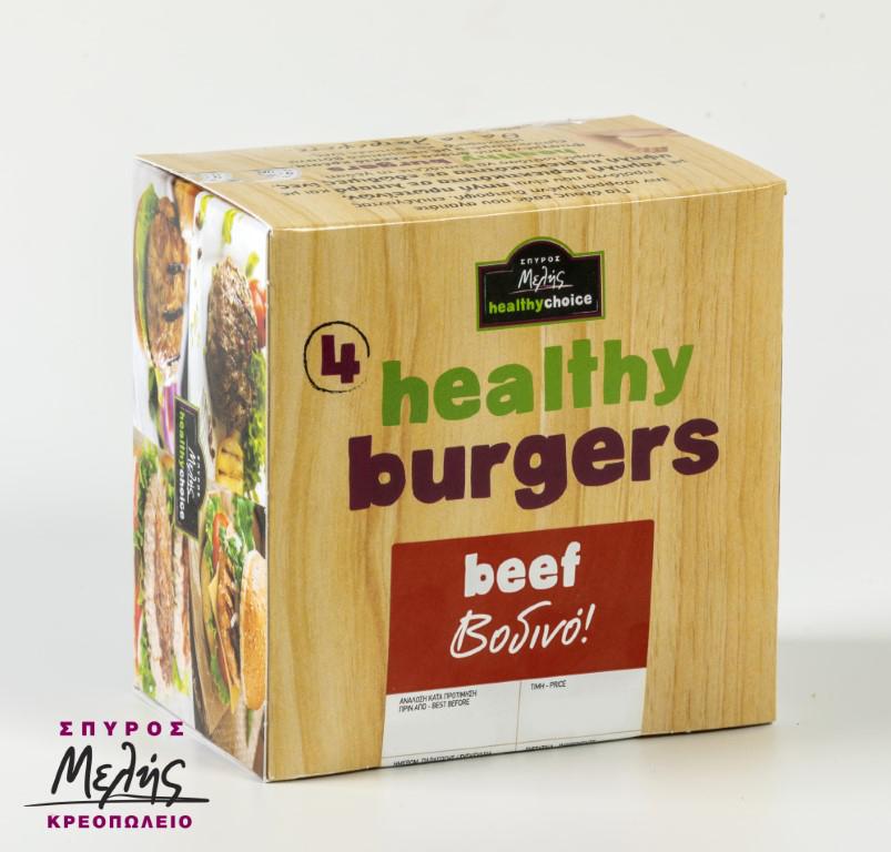 HEALTHY BEEFBURGER 4pcs X 150g