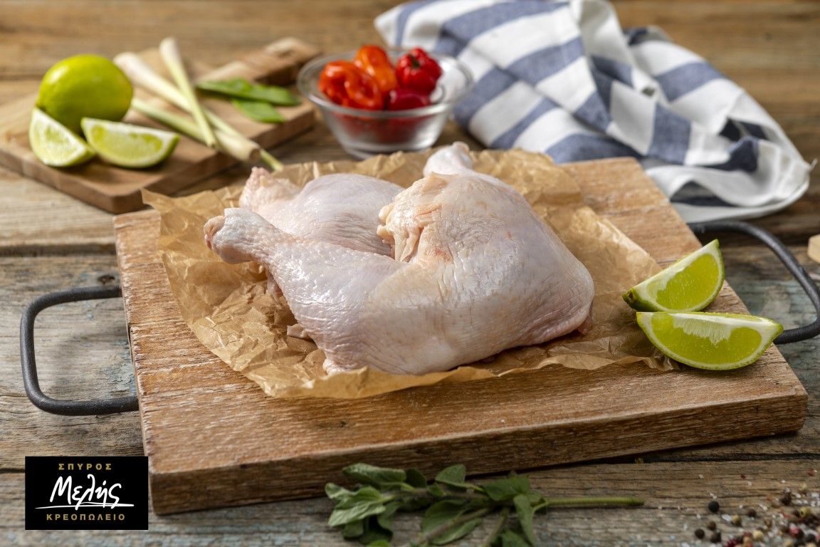 Κοτόπουλο Πόδι - Διπλή Ζάμπα - 650g