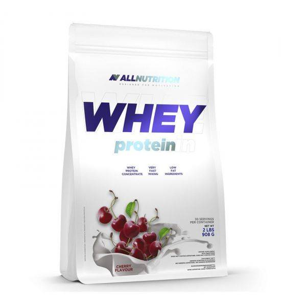 ALL NUTRITION WHEY PROTEINS 2270G - Pistachio