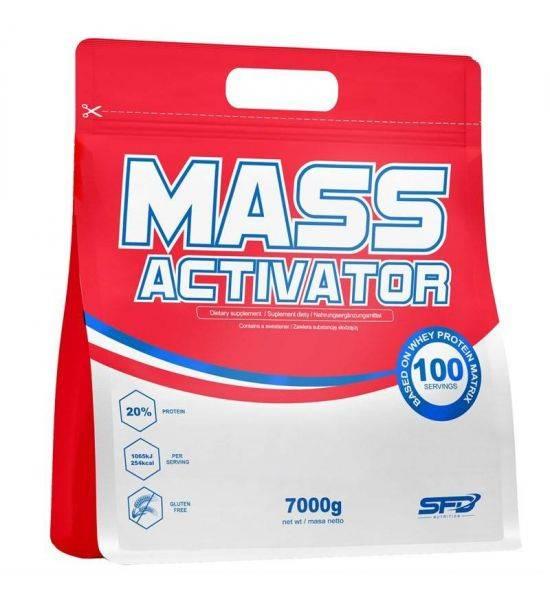 SFD MASS ACTIVATOR 7000G - CHOCOLATE