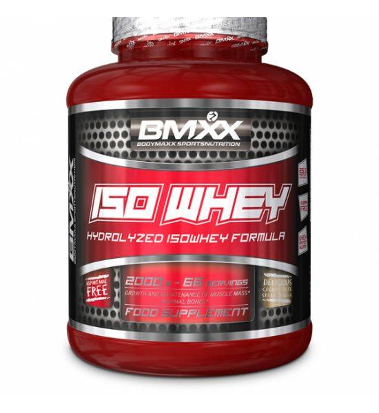 BMXX ISOWHEY 2KG - Vanilla