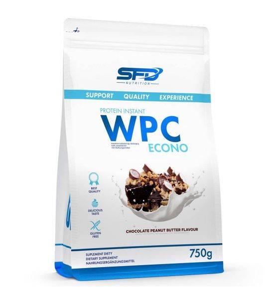 SFD WPC PROTEIN ECONO 750G - Chocolate Orange