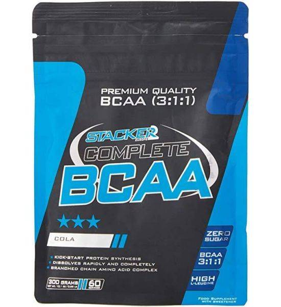 STACKER 2 COMPLETE BCAA 3:1:1 300G - Cola