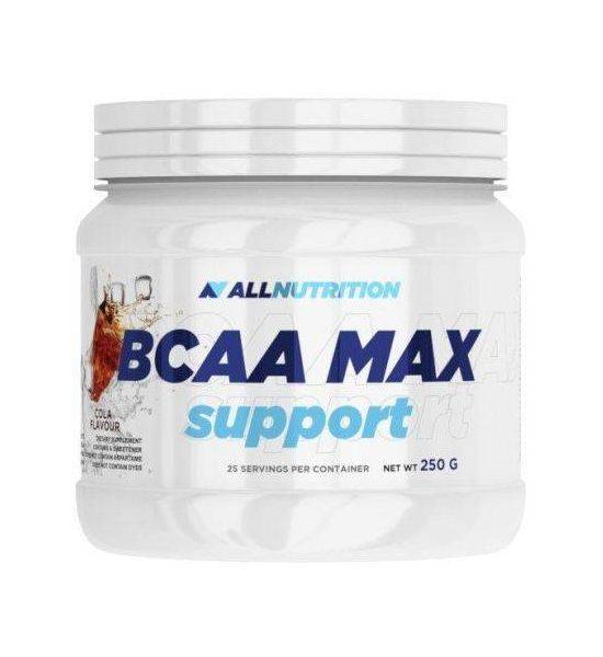 ALL NUTRITION BCAA MAX SUPPORT 250G - Lemon