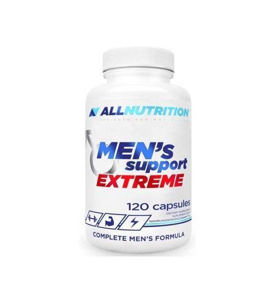 ALL NUTRITION MENS SUPPORT EXTREME 120 CAPSULES