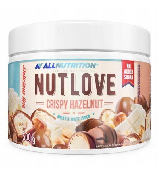All Nutrition NUTLOVE 500g - Hazelnut