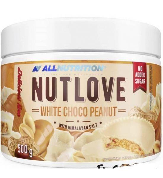 All Nutrition NUTLOVE 500g - White Choco Peanut