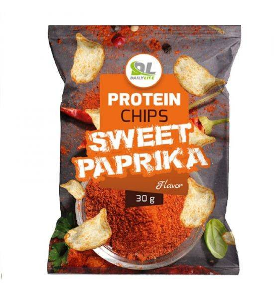 DAILYLIFE PROTEIN CHIPS - Sweet Paprika