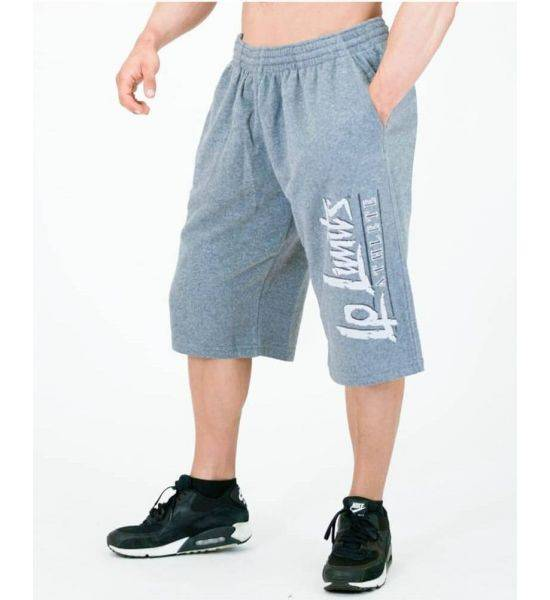 """FITNESS SHORTS OTTOMIX """"LPLIMITS"""" Anthracite - Size S"""