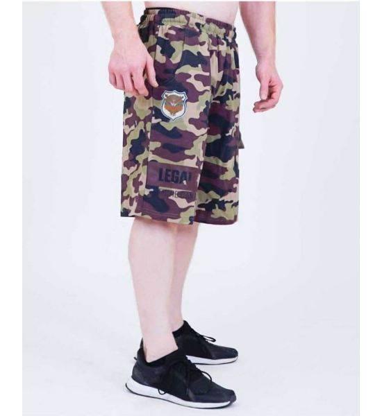 "SHORTS ""CAMOU"" Camouflage - Size M"