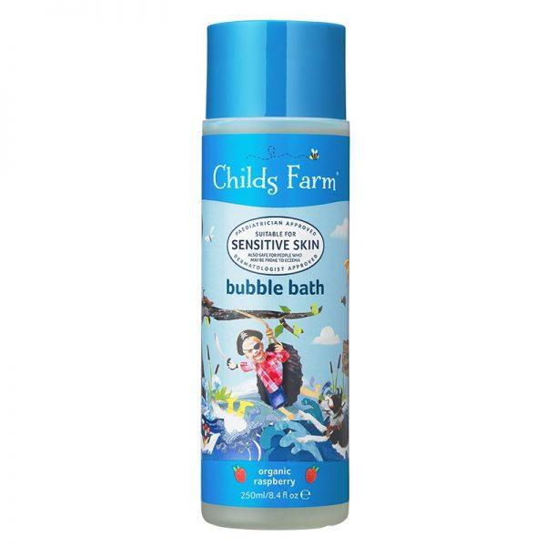 CHILDS FARM BUBBLE BATH RASPERY 500ML
