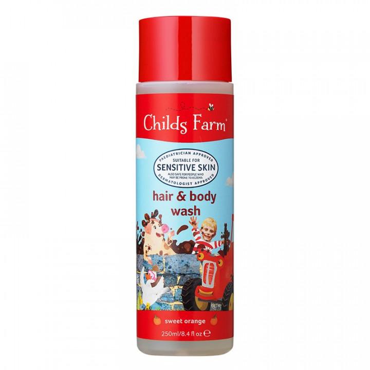 CHILDS FARM HAIR & BODY WASH 250ml