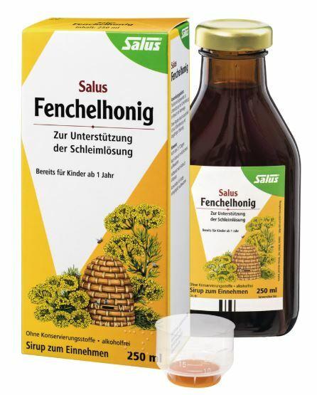 SALUS FENCHELHONIG 250ml