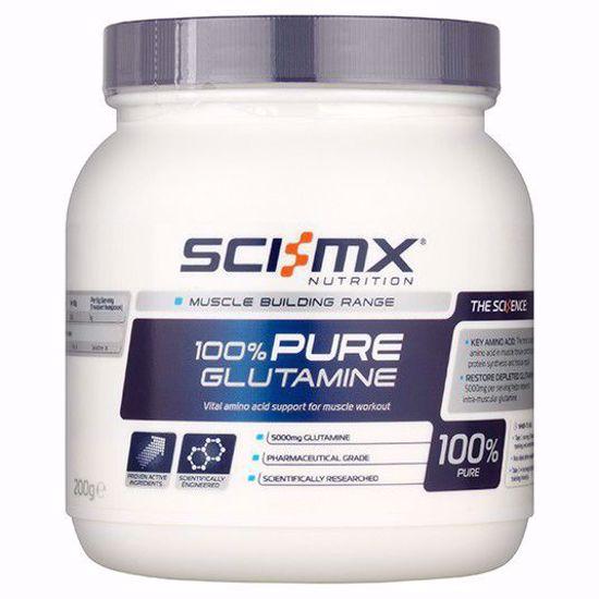 Sci-mx 100% PURE GLUTAMINE PRO 500Gr