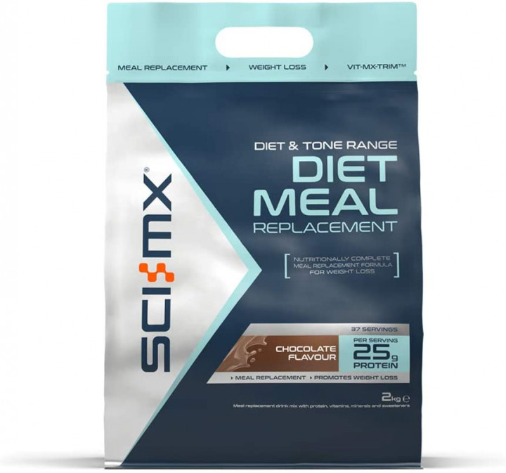 Sci-mx DIET PRO MEAL STRAWBERRY 2kg